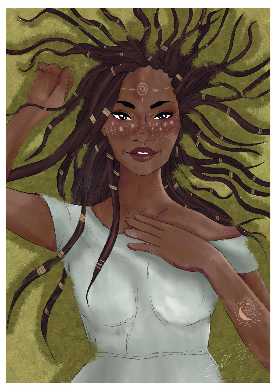 Jesssica, créatrice de Luna Felicie